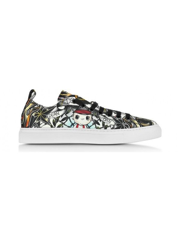 DSQUARED2 SNEAKERS UOMO