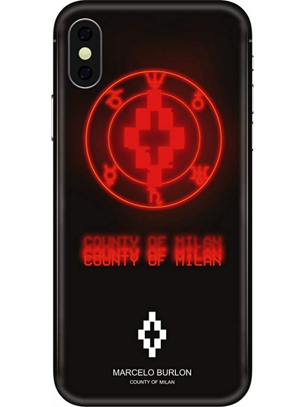 MARCELO BURLON COVER IPHONE X - XS
