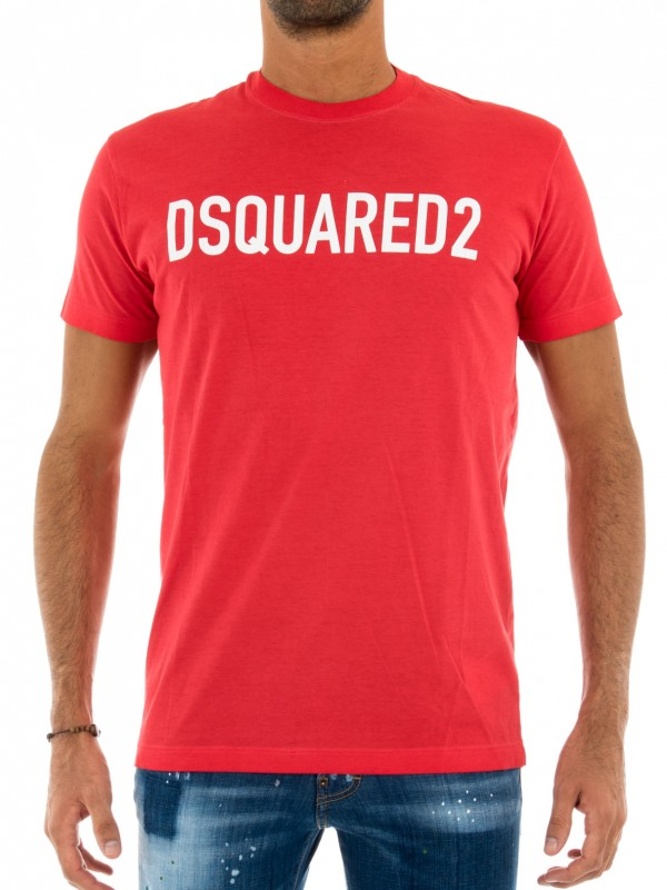 DSQUARED2 T-SHIRT UOMO