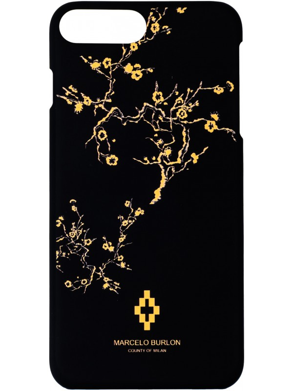 MARCELO BURLON COVER CHERRY SNAKES IPHONE 6/7/8 PLUS