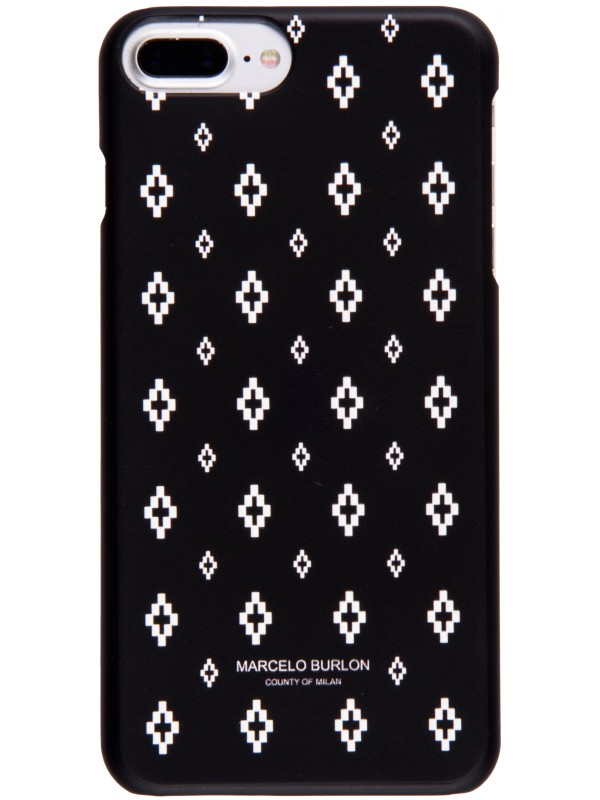 MARCELO BURLON ALL OVER CROSS PRINT COVER IPHONE 6/7/8 PLUS