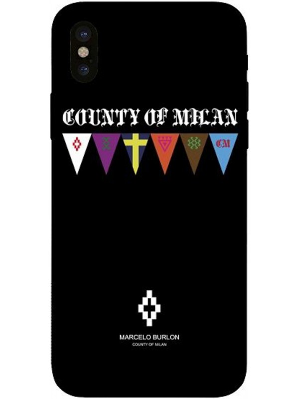 MARCELO BURLON COVER IPHONE X
