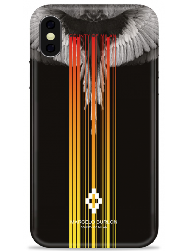 MARCELO BURLON COVER IPHONE XS MAX WINGS