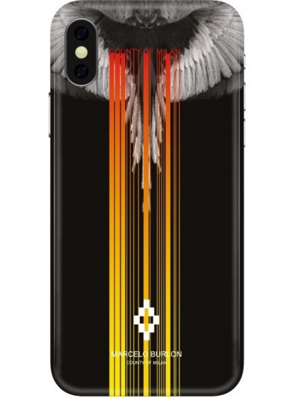 MARCELO BURLON COVER IPHONE X - XS