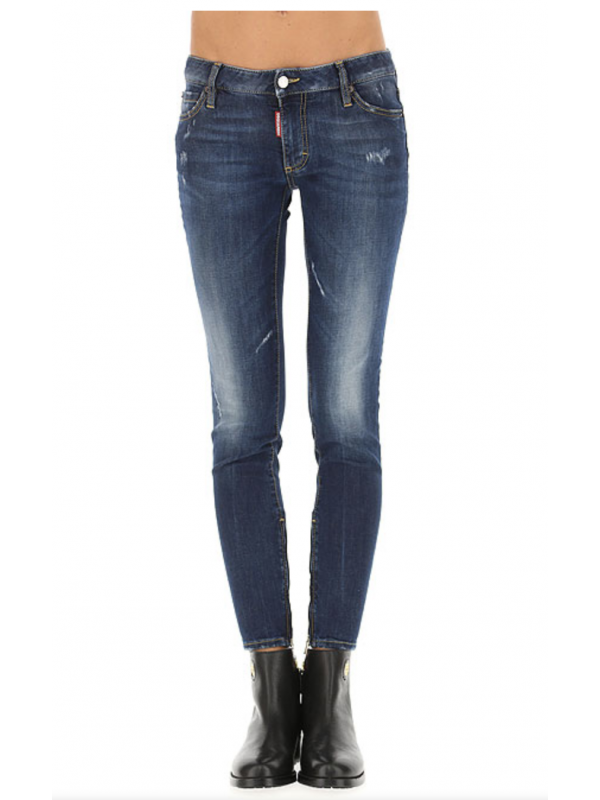 DSQUARED2 WOMAN JEANS